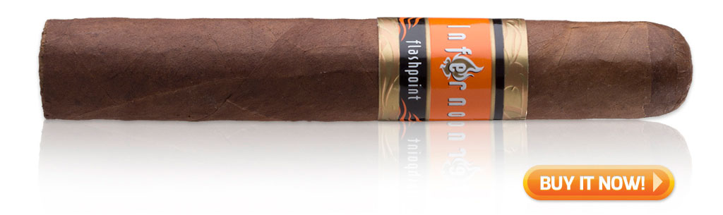 buy oliva Inferno Flashpoint cigars trick or treat cigars