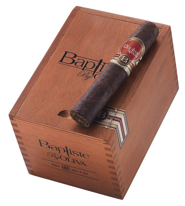 buy oliva baptiste cigar review box