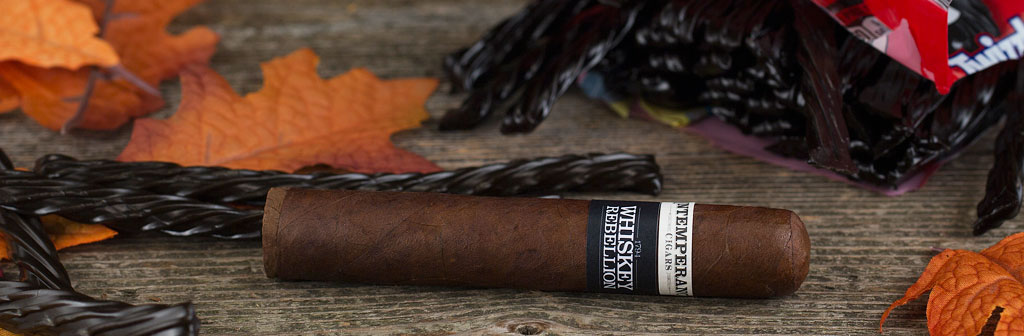 buy RoMa Craft Whiskey Rebellion cigars and candy and cigars