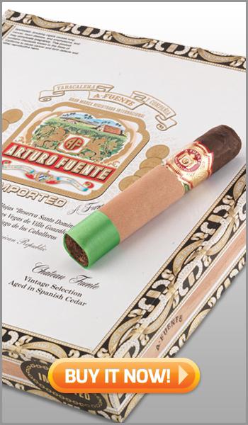 buy Arturo Fuente Chateau Fuente Cigar Box