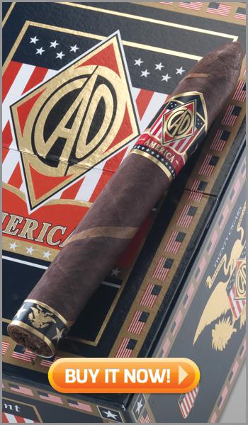 buy CAO America cigar box