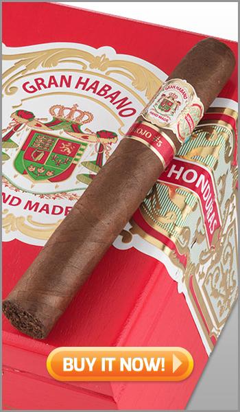 buy gran habano 5 cigar box