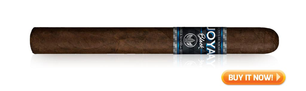 buy joya black nicaraguan cigars
