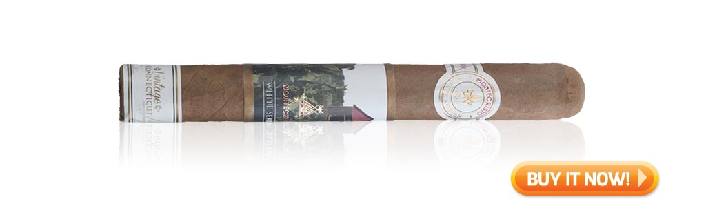 buy montecristo white vintage after dinner cigar