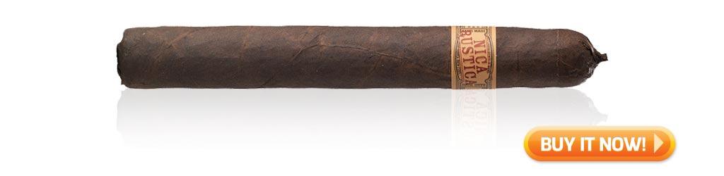 buy nica rustica cigars pairing cigars