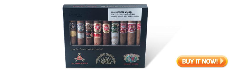 buy montecristo romeo cigar gift sampler