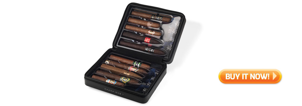 buy cao cigar sampler cigar gift set