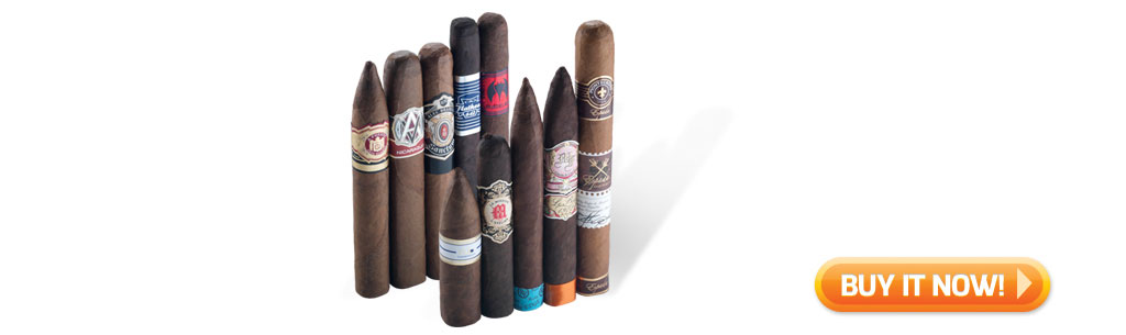buy cigar aficionado top 25 cigar gift sampler
