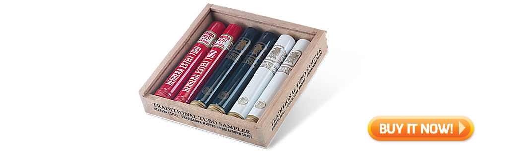 buy drew estate cigar sampler cigar gift set
