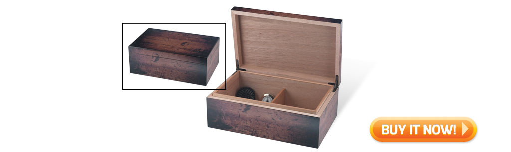 buy cigar gift cigar humidor craftsmans bench