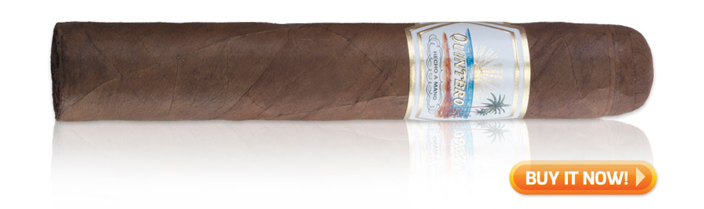 buy Quintero cigar review