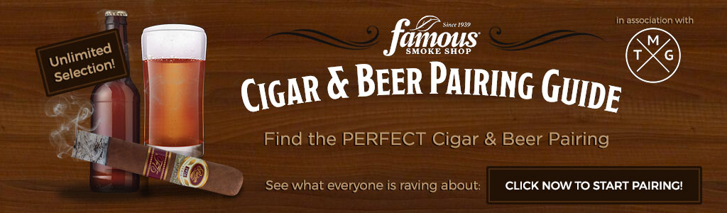 pairing cigars and beer guide