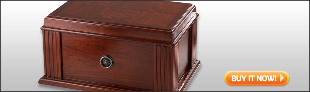 AMALFI buy medium desktop humidor