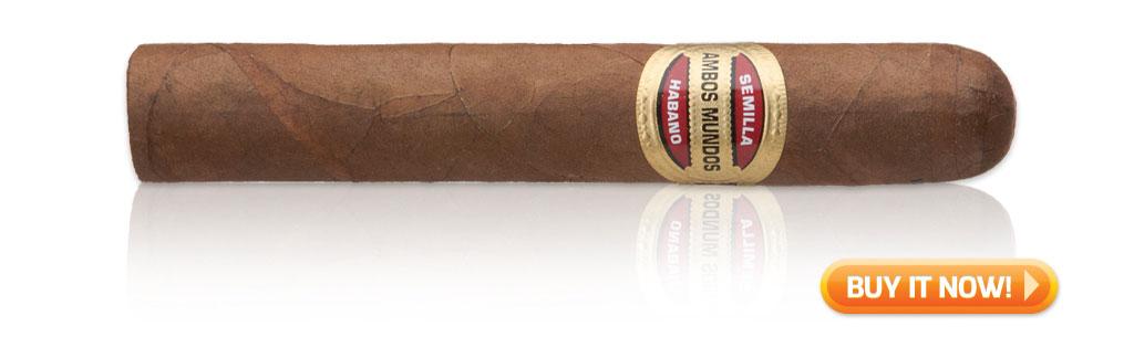 buy Ambos Mundos nicaraguan cigars