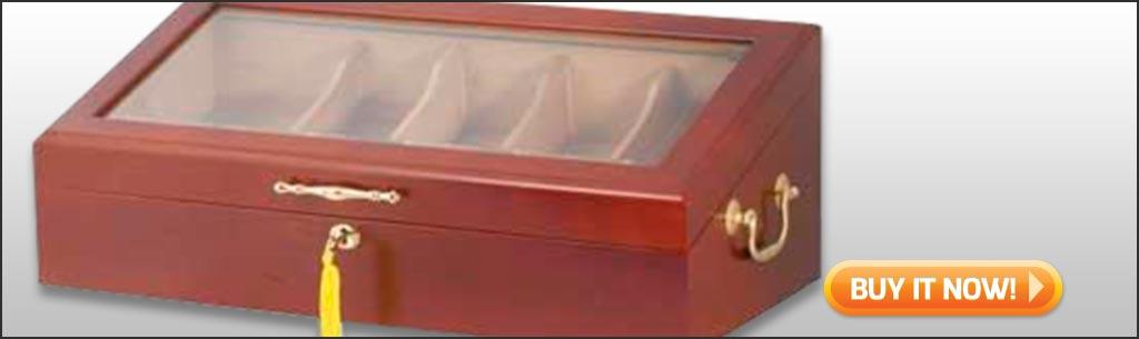 buy bar top humidor desktop humidor display humidor