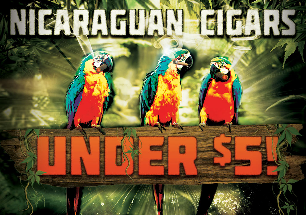 CACover Top 10 Nicaraguan Cigars Under 5