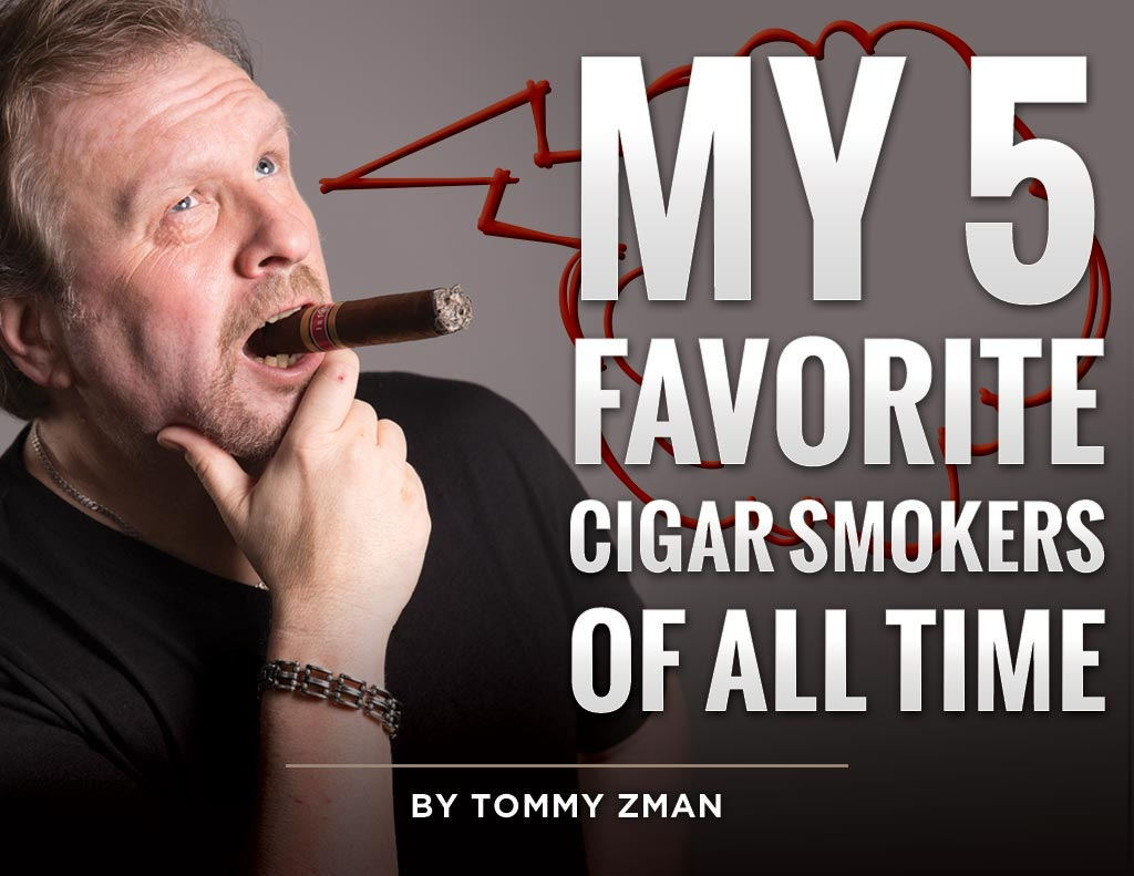 favorite famous cigar smokers