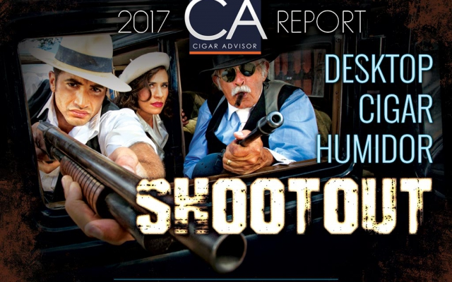 2017 CA Report: Desktop Humidor Shootout