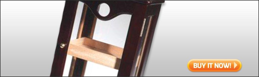 buy countertop display humidor desktop humidor medium
