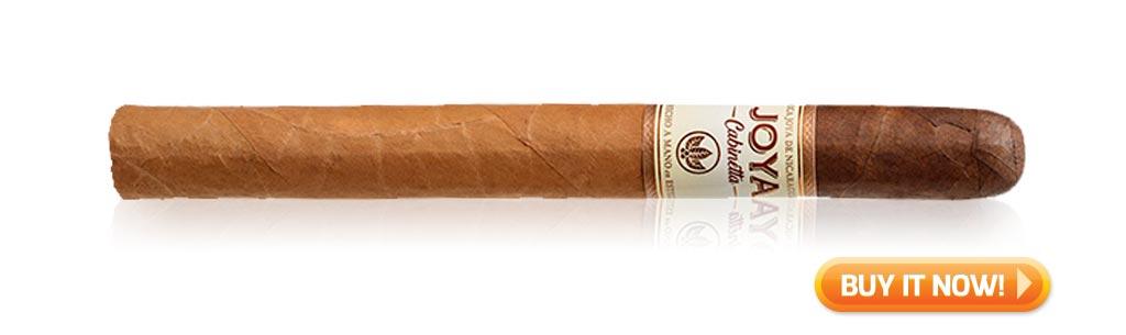 buy joya de nicaragua cabinetta cigars starter cigars beginner cigars