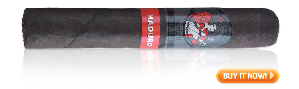 buy La Gloria Cubana Serie R Black Maduro Nicaraguan cigars