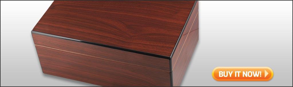 TAJ MAHAL buy large craftsmans bench desktop humidor