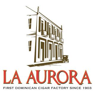 La Aurora Dominican cigar makers since 1903