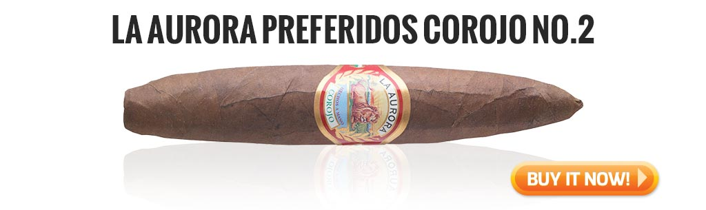buy la aurora preferidos dominican cigar makers