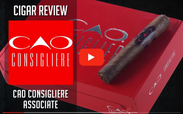 Cigar Advisor Panel: CAO Consigliere Cigar Review – Video