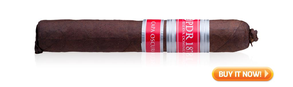 pdr 1878 oscuro cigars dominican cigar makers