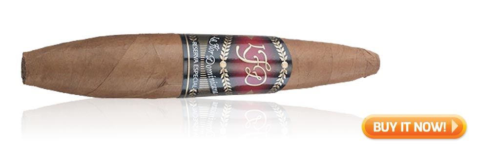 buy LFD Dominicana Reserva especial connecticut wrapped cigars