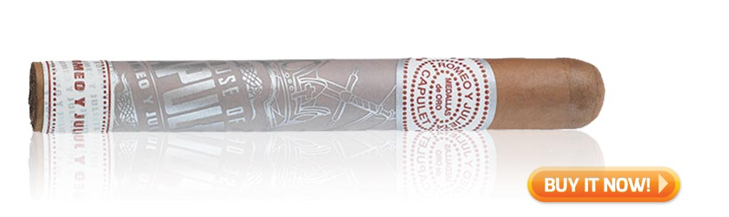buy romeo capulet connecticut wrapped cigars