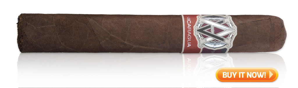 buy AVO Syncro Nicaragua cigar tobacco