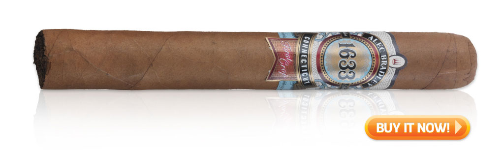 buy Alec Bradley 1633 cigar tobacco countries