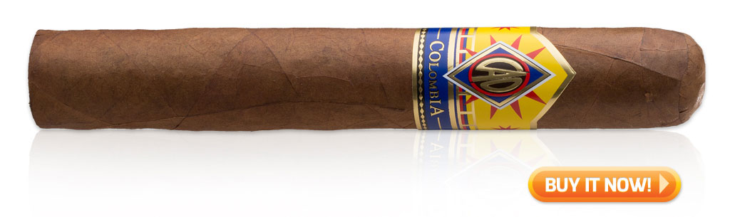 buy CAO Colombia cigar tobacco countries