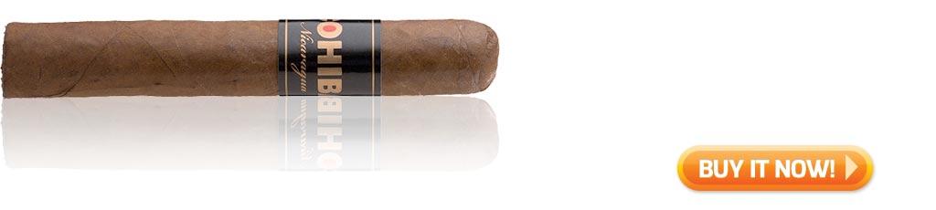 buy cohiba cigars cohiba nicaragua cigar review