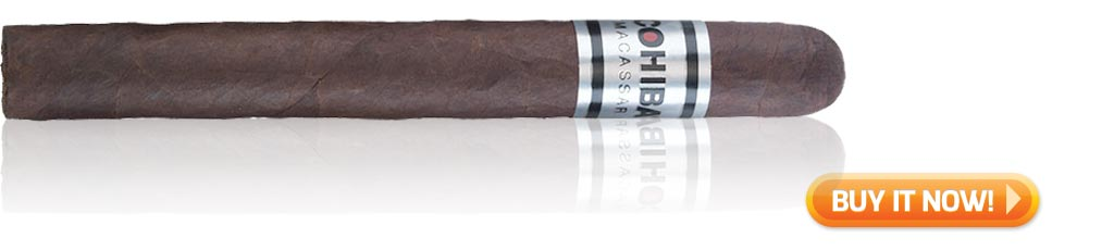 buy cohiba cigars cohiba macassar cigar review