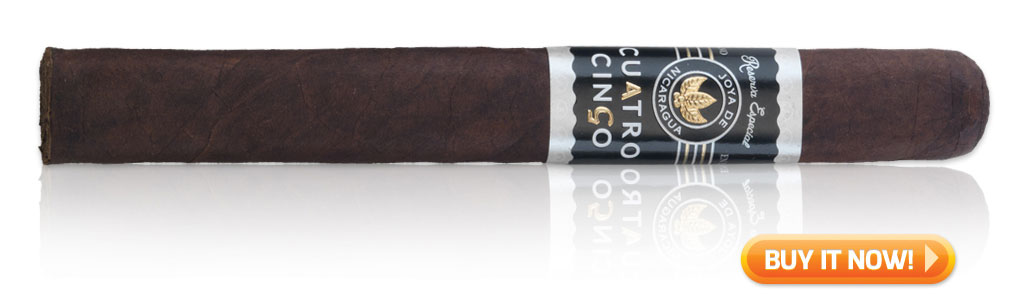 buy JDN Cuatro Cinco luxury class cigars