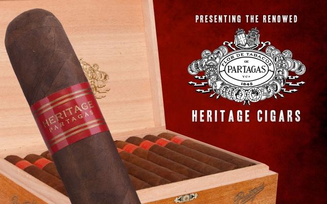 Partagas Heritage Cigars News