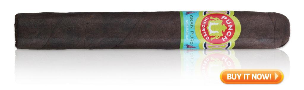 buy Punch Gran Puro nicaragua corona cigar review