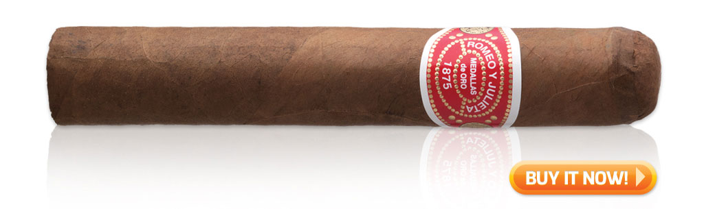 buy Romeo y Julieta 1875 cigar tobacco countries