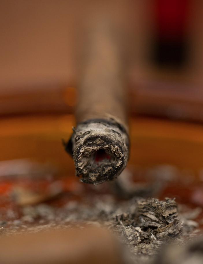 what a tunneling cigar looks like cigar fixes