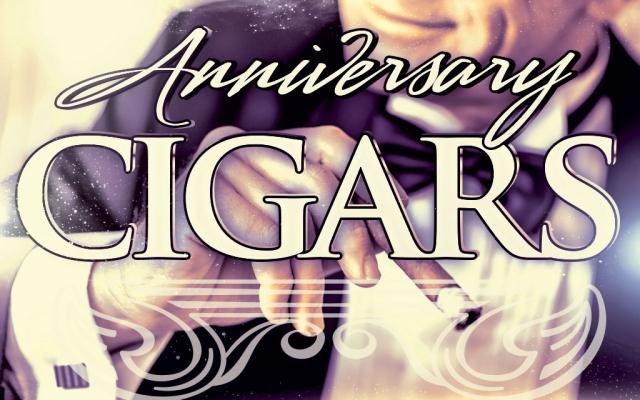CA Cover Anniversary Cigars