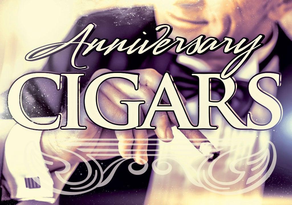 2017 CA Report: Top Ten Anniversary Cigars