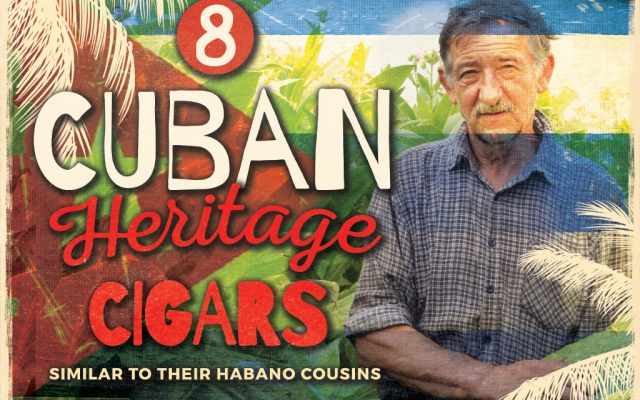 CACover Cuban Heritage Cigar Brands Close to Their Habano Cousins