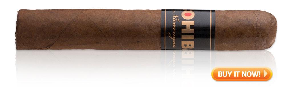 habano cigar Cohiba Nicaragua