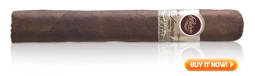 buy PAM Padron 1964 Anniversary cigars Maduro