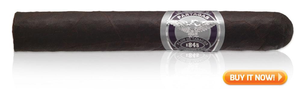 habano cigars Partagas 1845 Extra Oscuro