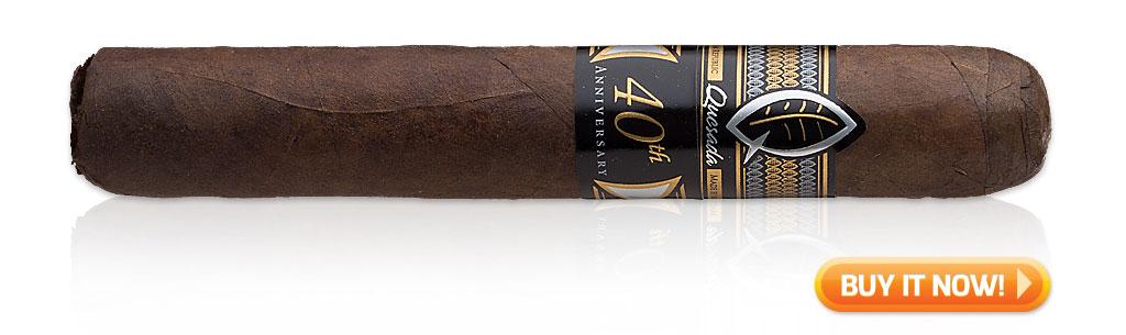 buy Quesada 40th Anniversary cigars