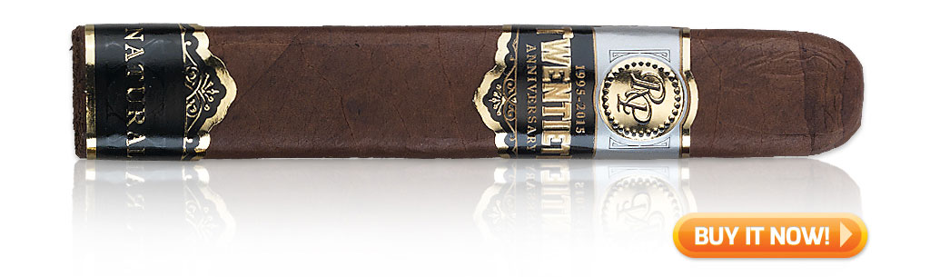 buy Rocky Patel 20th Anniversary cigars